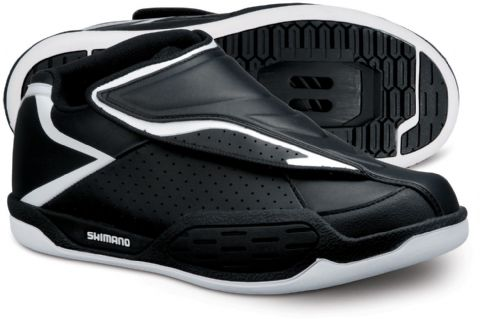 Shimano AM45 SPD Off Road Shoes Black